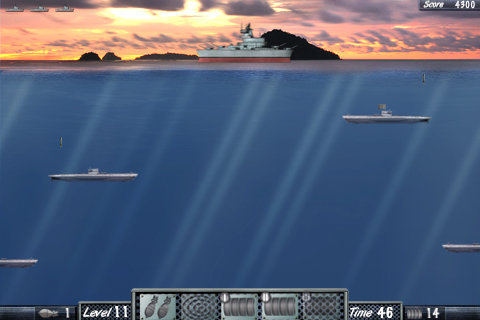 Screenshot Das Boot: The Hunt For U-505